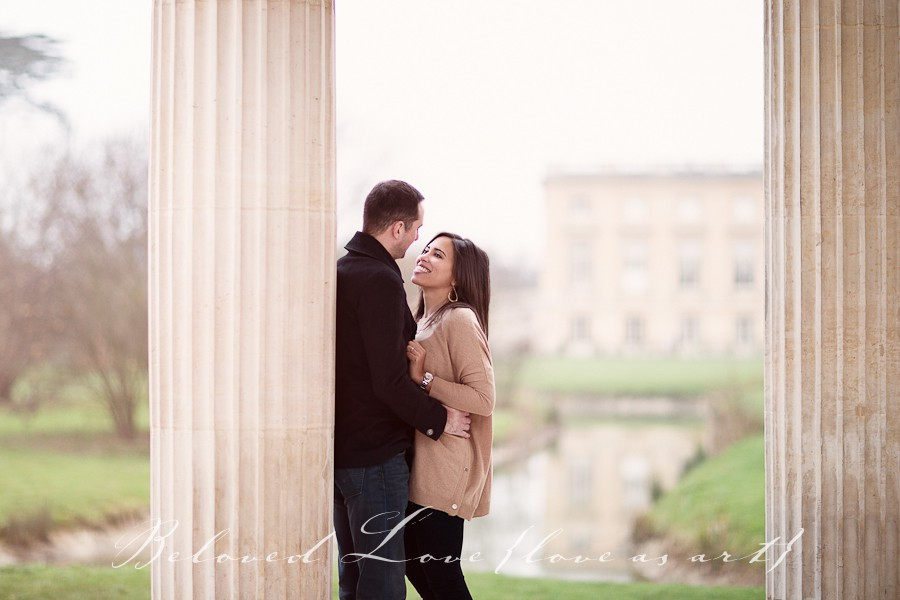 wedding photographer paris temple de lamour versailles © beloved love photography #loveasart