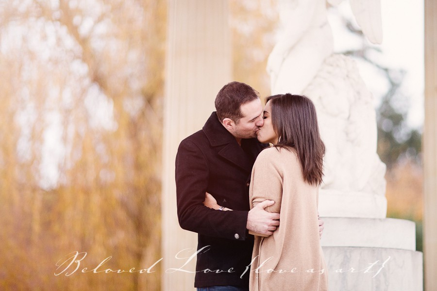 paris pre-wedding photographer temple de lamour versailles © beloved love photography #loveasart