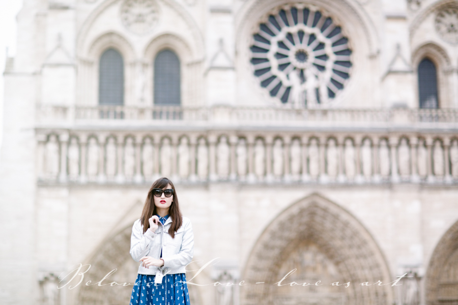 paris Portrait Photographer Notre Dame Paris © beloved love photography #loveasartParis Portrait Photographer Bridge Paris © beloved love photography #loveasart