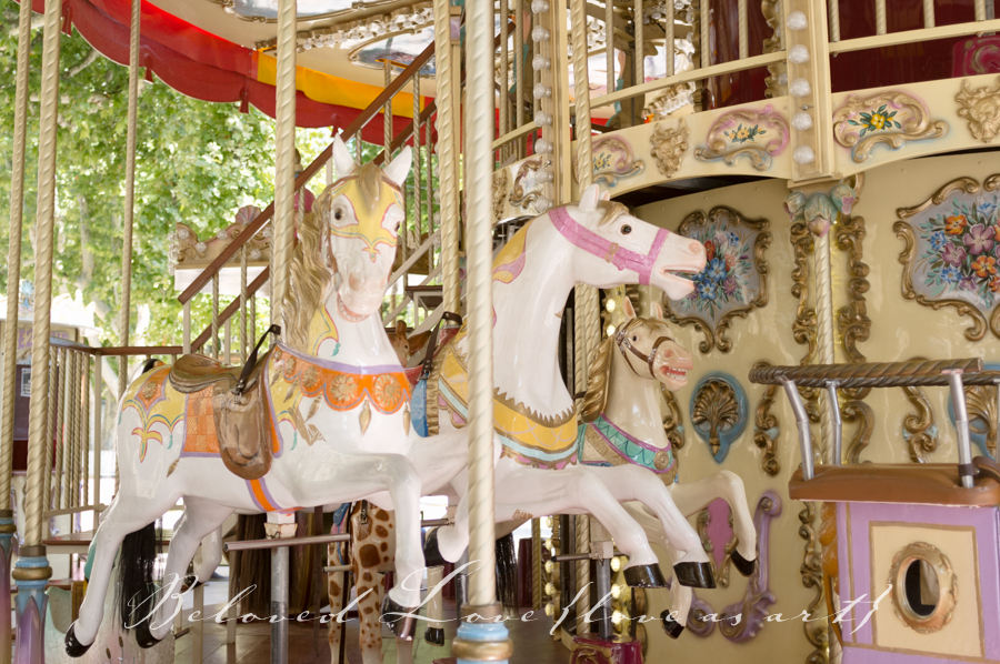 carousal aix en provence © beloved love photography #loveasart