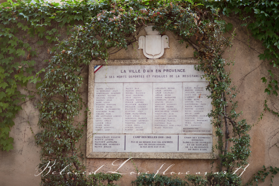 aix-en-provence world war 2 © beloved love photography #loveasart