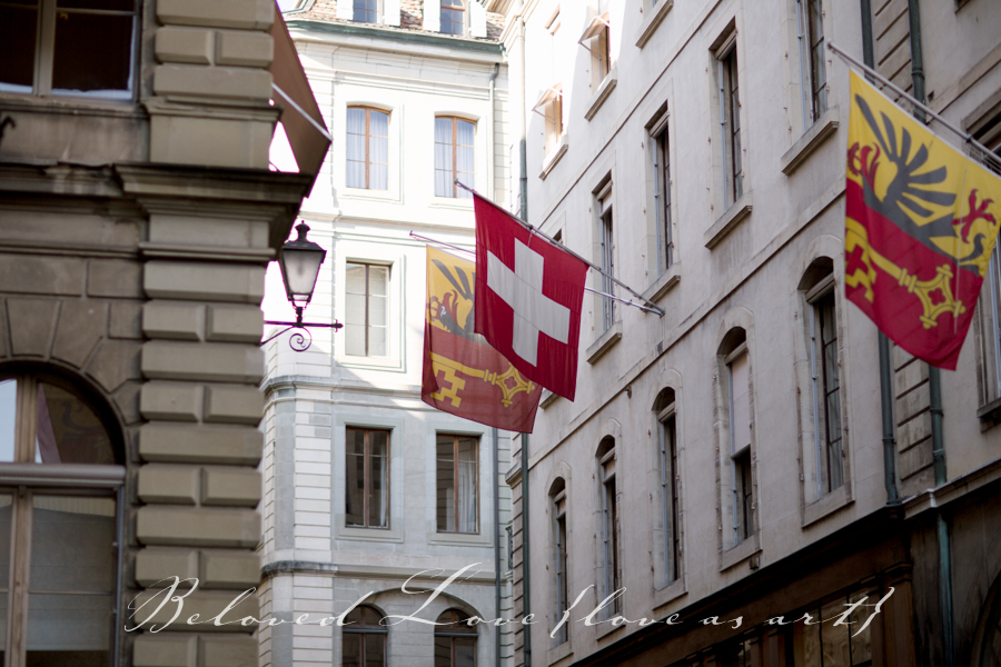 old town centre Geneva Switzerland © beloved love photography #loveasart
