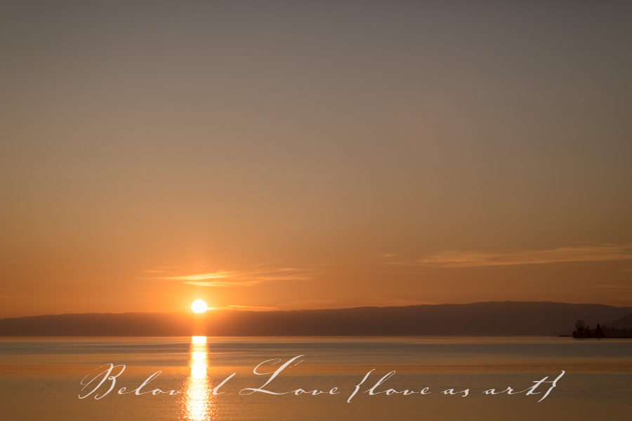 montreux at sunset - montreux wedding photographer © beloved love photography #loveasart