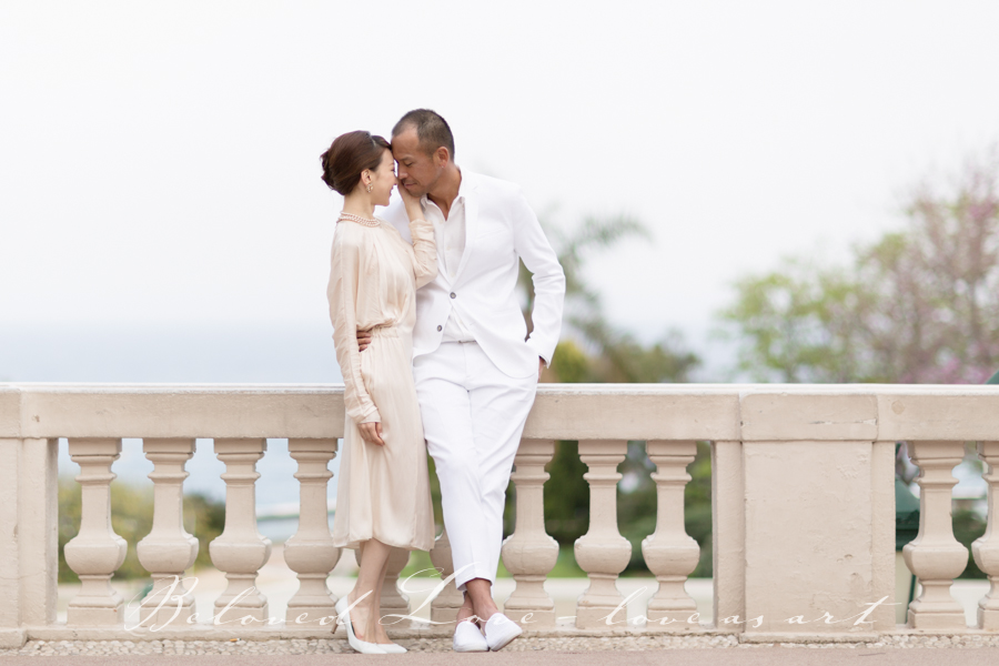 monte carlo gardens terrace monaco photographer wedding @ beloved love photography #loveasart