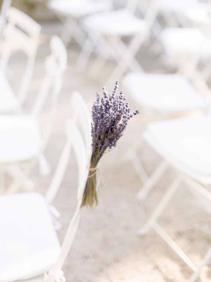 lavender at a lovely provence wedding #loveasart