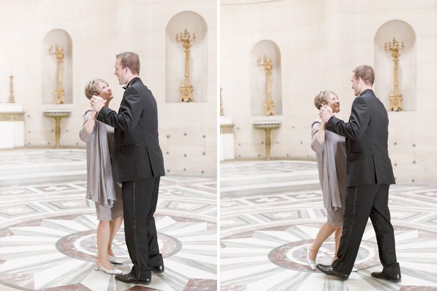 Chapelle Expiatoire Paris Wedding Photographer Luxury