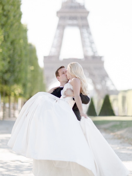 Dream Wedding Paris