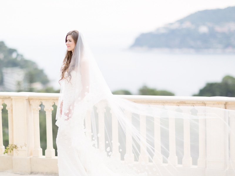 French Riviera Wedding Photographer Rothschild Villa Cap Ferrat