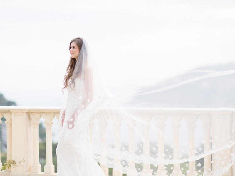 French Riviera Wedding Photographer Rothschild Villa Re Toucher
