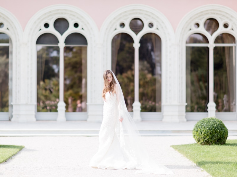 French Riviera Wedding Photography Rothschild Villa Cap Ferrat