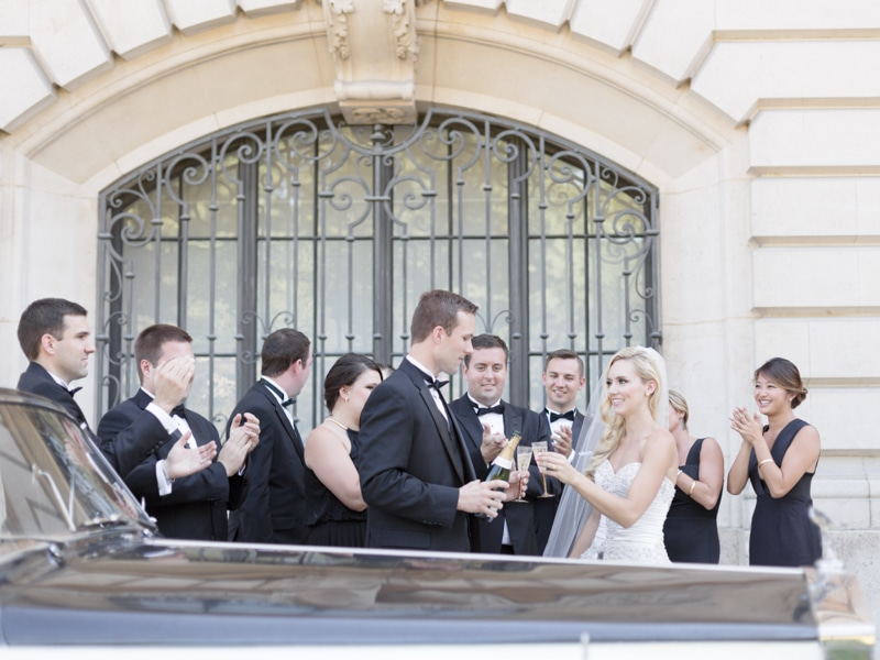Grand Palais Wedding Destination Photographer