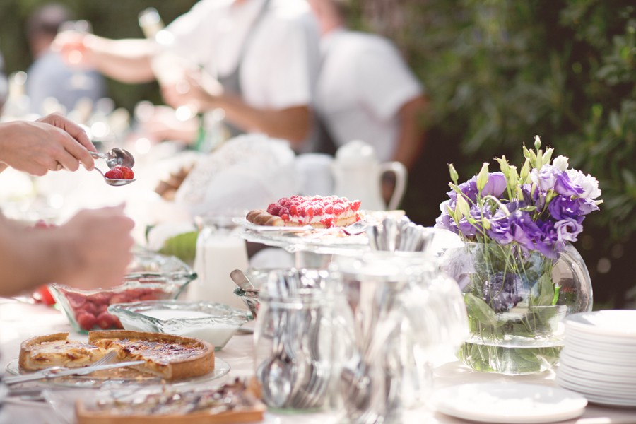 Wedding Brunch, Chateau, Provence, South Of France, 04