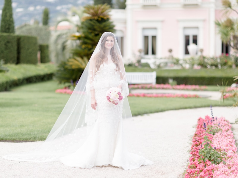 Villa Ephrussi De Rothschild Luxury Wedding